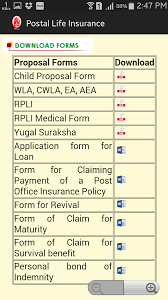 The postal life insurance & rural postal life insurance bond lost and how to apply for getting duplicate bond of pli or rpli. Postal Life Insurance Policy Payment
