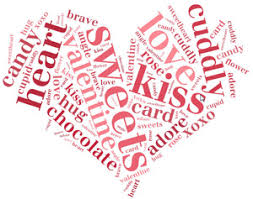 3 words that describe you february build a word cloud inspired dance