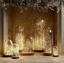 fairy lighting. Inspirations For A Fairy Christmas In Lights - Sparkling Winter Holidays Lighting