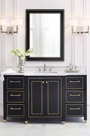 bathroom vanity black. Black And Gold Vanity Bathroom