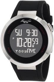 buy kenneth cole digital black dial men s watch kc1639 online at buy kenneth cole digital black dial men s watch kc1639 online at low prices in amazon in