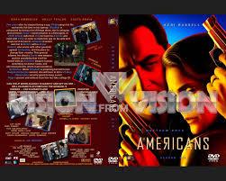 Lanza Design Fx The Americans Season 6 Dvd