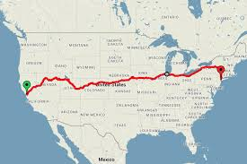 across the usa by train for just 213
