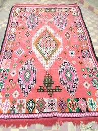 vintage msiwa tribal rug berber rug tribal symbols vintage moroccan rug vintage