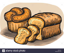 loaf of bread drawing. Plain Drawing Loaf Of Bread Drawing A Loaves Stock Photo 31521850 U2013  Alamy And Y