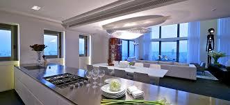 Open Plan Kitchen Dining Living Room Modern Centerfieldbarcom Contemporary Open Plan Kitchen Living Room