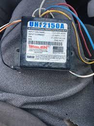 Whelen Wig Wag Lights Whelen Uhf2150a Bi Directional Headlight Flasher Wigwag