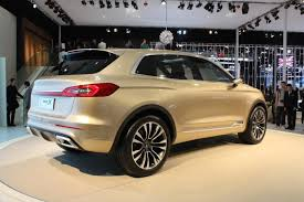 2016 Lincoln MKX - Information and photos - ZombieDrive