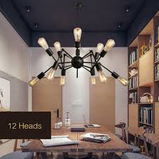black chandelier lighting home modern ceiling lights kitchen pendant lighting