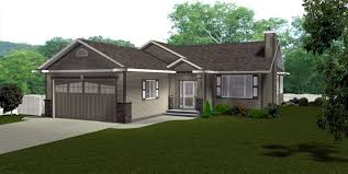 Bungalows plans   Ft wide by E Designs