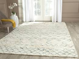 expert safavieh wool rug blue diamond patterned casablanca s