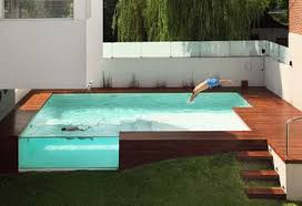 Home Swimming Pools Above Ground Best Images On Pinterest In Perfect Ideas