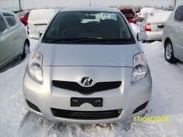 2007 Toyota VITZ Pictures, 1300cc., Gasoline, FF, Automatic For Sale