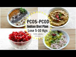 Pcos Pcod Diet Lose Weight Fast 10 Kgs In 10 Days Indian