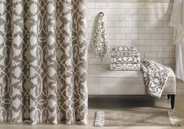 duvets bedding awesome barbara barry with pattern curtains and brick wall also furry rug for