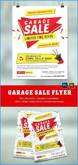 Free For Sale Flyer Template Yard Sale Flyers Free Templates Latest Church Flyer