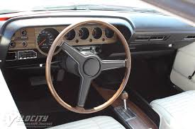 dodge challenger 1970 interior. Brilliant Dodge 1970 Dodge Challenger Interior Inside A