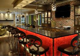 modern basement bar. Fine Bar Modern Basement Ideas To Prompt Your Own Remodel  Sebring Services Throughout Bar