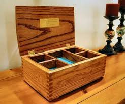 Free Jewelry Box Plan at Instructables