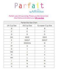 Nwt Parfait By Affinitas 2502 Laced Mink Purple Bra Uk