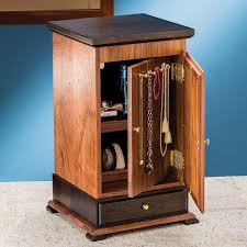 woodworking plans. build your own mitered jewelry cabinet using this free plan woodworking plans n