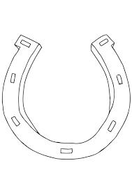 Disegno Da Colorare Ferro Di Cavallo Cat 21699 Images