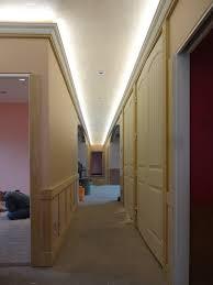lighting hallway. Leds On In Hallway Lighting