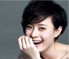 Pixie Cut Round Face Thick Hair Asian Hair Color Ideas And Styles