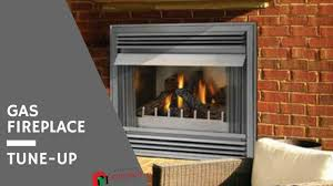 gas fireplace tune up