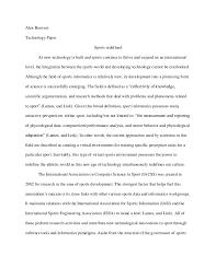 essay sports college essay sports