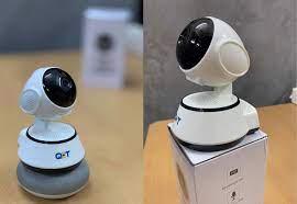 Camera giám sát ip QCT xoay 360 độ HD Basic Quốc Tế
