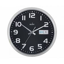 wall clock for office. Acctim Supervisor Date Day Wall Clock - Clocks Office Accessories Furniture \u0026 Storage For E