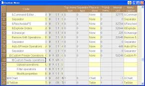 Properties Of Operations Chart Modify Properties Command Asprova Online Help