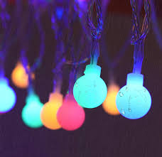 Mini Globe String Lights Battery Operated Multicolor Led Globe String Lights Battery Operated And Usb 2 In 1 Led Christmas Lights 8 Modes Remote Control 70 Mini Led 30ft Waterproof For