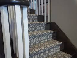 black and white stair runner stunning modern staircase traditional with animal print carpet home design ideas