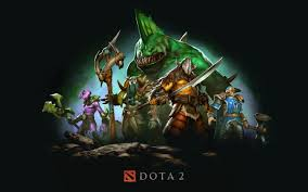 2 epic heroes dota 2 wallpapers