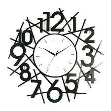 modern kitchen wall clocks kitchen wall clocks modern simple or modern wall clock deals large black