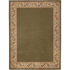 emerald green persian rug oriental area rugs the home depot olive artistic weavers compressed emerald green oriental rugs