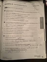 Unidad, 1, leccion, 1, gramatica, c, answers created date: San Marino High School