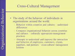 organizational behavior moving to a global economy some 6 organizational