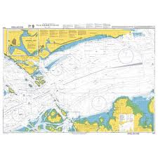 British Admiralty Charts Admiralty Chart 4041 Pulau Sebarok To Changi