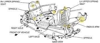 ford f x front suspension diagram  1999 ford f150 parts diagram 1999 image wiring diagram on 1999 ford f150 4x4
