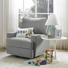 Swivel Recliner Chairs For Living Room Dorel Living Baby Relax Rylan Swivel Gliding Recliner Gray