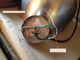 fixture wiring with canopy electrical wiring lamp