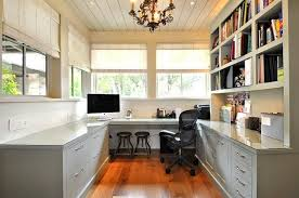 home office cabinetry. Custom Home Office Cabinetry L