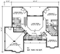 images about house plans on Pinterest   House plans  Floor    retirement house plan   story  bedrooms  open floor plan  large closet
