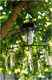 solar light chandelier fairy garden solar light chandelier how to make solar light chandelier