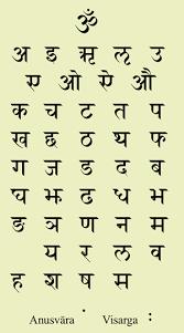 Resultado de imagen para sistema de recuperaciòn hindu sanscrito