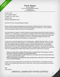 Cover Letters For Dental Assistant Dental Assistant Cover Letter Template Under Fontanacountryinn Com
