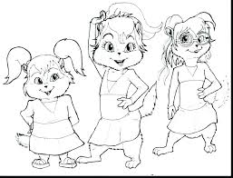 and the chipmunks coloring pages printable chipmunk alvin ng